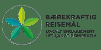 Logo Bærekraftig Reisemål