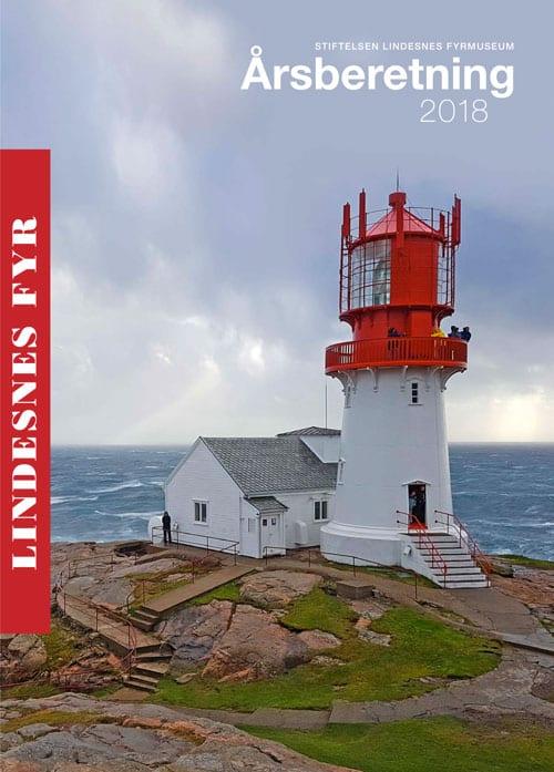 Stiftelsen Lindesnes fyrmuseum Årsberetning 2018
